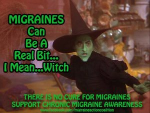 migraine witch